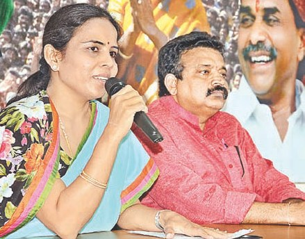 Naidu is an outdated leader:YSRCP | YSR Congress Party
