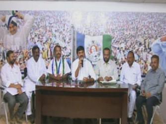 Nalla Suryaprakash is Warangal YSRCP Candidate  !   YSR
