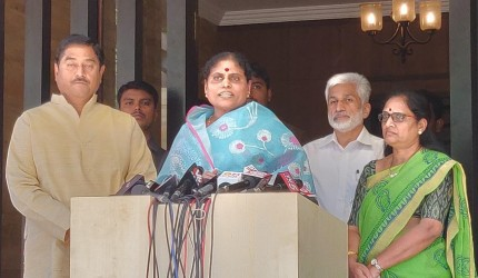 This is a rebirth: YS Vijayamma on YS Jagan attack | YSR