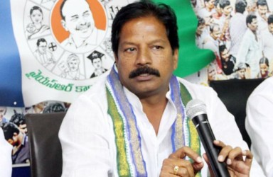 Chandrababu is a Brahmin-hater | YSR Congress Party