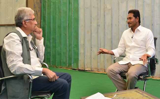 YS Jagan interview highlights | YSR Congress Party