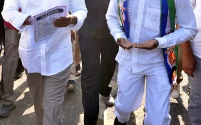 PrajaSankalpaYatra Day 330 2018-12-24