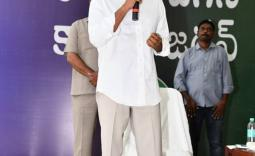YS Jagan Speach in Anna Pilupu Programe - YSRCongress