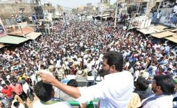 YS Jagan Palasa Election campaign  Photo Gallery - YSRCongress