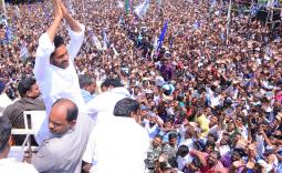 YS Jagan Repalle Election campaign  Photo Gallery - YSRCongress