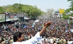 YS Jagan Yemmiganur Election campaign Photo Gallery - YSRCongress