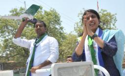YS Bharathi Jammalamadugu Election campaign Photo Gallery - YSRCongress