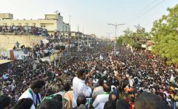 YS Jagan Darsi Election campaign Photo Gallery - YSRCongress