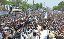YS Jagan Sattenapalli Election campaign Photo Gallery - YSRCongress