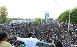 YS Jagan Guntur Election campaign Photo Gallery - YSRCongress
