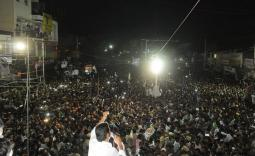 YS Jagan Hindupur Election campaign Photo Gallery - YSRCongress