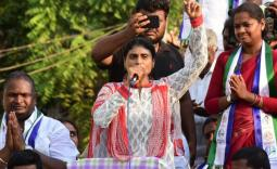 YS Sharmila Kothapeta Election campaign Photo Gallery - YSRCongress