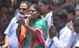 YS Vijayamma Puthalapattu Election campaign Photo Gallery - YSRCongress