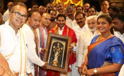 YS Jagan visits Tirumala Photo Gallery - YSRCongress