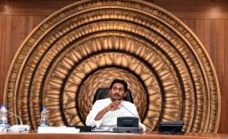 AP CM YS Jagan First Cabinet Meeting Photo Gallery - YSRCongress