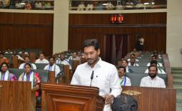 First session of Andhra Pradesh Assembly Photo Gallery - YSRCongress