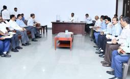 CM YS Jagan holds review meeting with Finance, Revenue department Photo Gallery - YSRCongress