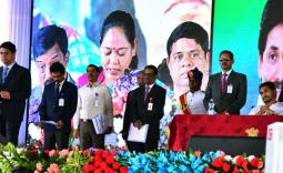 AP CM YS Jagan Cabinet Ministers Oath Taking Ceremony Photo Gallery_2 - YSRCongress