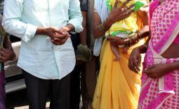 వైయస్ జగన్మోహన్ రెడ్డి సమైక్య శంఖారావం