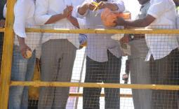 YSRCP President YS Jagan tour in YSR District