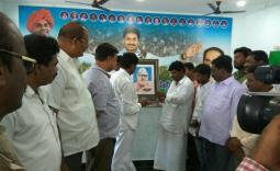 YSRCP Leaders celebrates Babu Jagjivan Ram Jayanthi