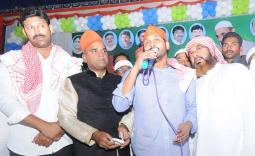YS Jagan at Iftar Party