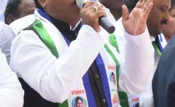ప్రత్యేక హోదా కోసం డిల్లీలో జరిగిన ధర్నా 05-03-2018