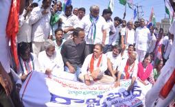 Andhra Pradesh state Bandh For special status 2018-04-16