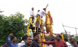 YSR Jayinti celebrations in Telugu States  2018-07-08